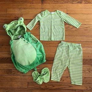 Children's Turtle Halloween Costume 🐢